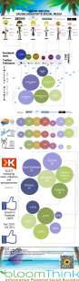 Social Sailing Infographic -- By BloomThink