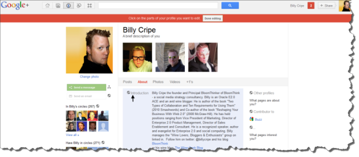 WCM Can Learn From Google+